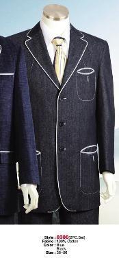 Cotton Fabric Suit Style