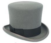gray wool hat