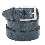 brand Genuine Ostrich Belt