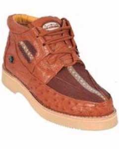 & Stingray skin Shoes