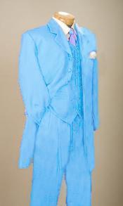 Real Linen Suit
