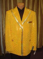 Shiny Sequin Jacket/Blazer Online