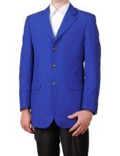 blue pastel color Single
