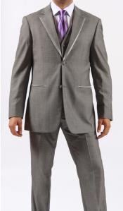 Button Grey ~ Gray