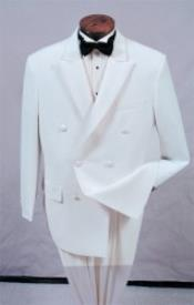 Double Breasted Tuxedo with