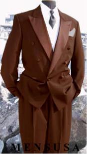 Breasted Tuxedo Suit(Jacket &