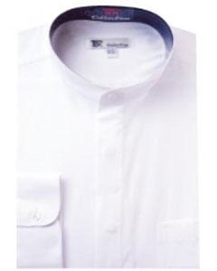 Collar Dress Shirts White