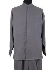 Mandarin/ Banded Collar trendy