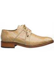 SM725 Ferrini Full Genuine Alligator skin Shoes for Online