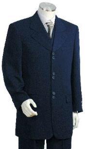 Fashion Church Navy Blue