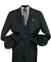 Notch Lapel Single Breasted