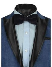 JSM-3833 Mens Linen Fabric tuxedos Suit Available in Black
