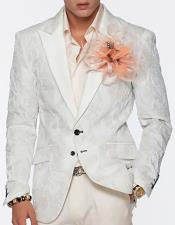 White Outfits For Men