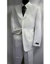 JSM-4332 Mens Three / 3 Buttons Style Notch Lapel