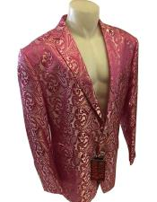 JSM-4452 Paisley-100 Alberto Nardoni Best Mens Italian Suits Brands