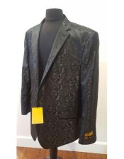 Product#JSM-4573FloralSportcoat~PaisleyJacket~UniqueShiny