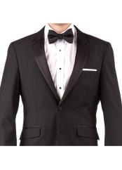 JSM-4621 Buy Online Instead of Rental Slim Fit Notch