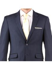 JSM-4651 Buy Online Instead of Rental Slim Fit Notch