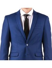 JSM-4666 Buy Online Instead of Rental Slim Fit Notch