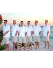 Groom and Groomsmen Wedding Attire