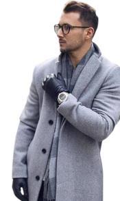 Overcoat Mens