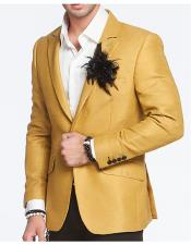 Angelino Brand Mens Gold