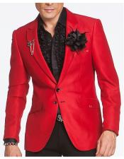 Angelino Brand Mens Red