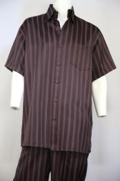 Mens Classic Contrast Stripes