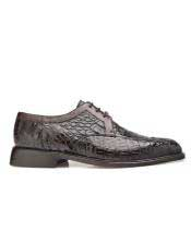 EK16 Belvedere Mens Brown Color Cushion Insole Leather Lining