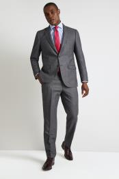 mens Two Button Notch Lapel