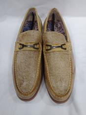 MO698 Mens Casual Slip-On Loafer Fashionable Scotch Shoes