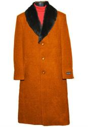 MO735 Mens Big And Tall Trench Coat Raincoats Overcoat