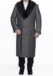 mens Big And Tall Trench