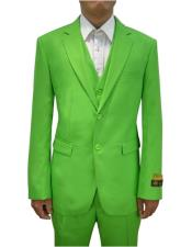 FESTIVE Alberto Nardoni Mens Vested 3 Piece Suit for