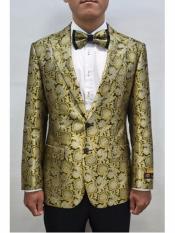 Alberto Nardoni Brand mens Gold