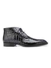 SR69 Mens  Cushion Insole Cap Toe Lace Up