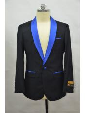 mens Blazer  Black