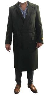 Alberto Nardoni Belted Wool coat