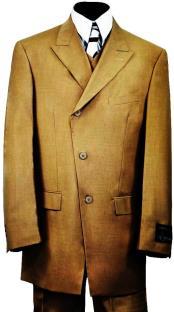 JA783 Victorian Side Buttoned 3pc Zoot Suit Set -