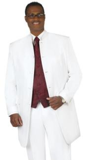 mens Collarless Blazer Nehru Jacket