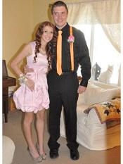 School Homecoming Outfits For Guys Casual Package Orange