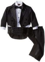 Womens Double Breasted Peak Lapel Black 1920s Tuxedo Style