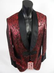 Single Breasted Shawl Lapel