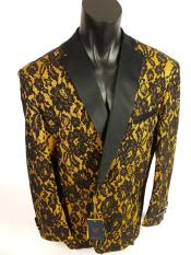 mens Single Breasted Shawl Lapel