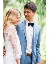 Beach Wedding Attire Suit Menswear