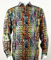 Full Cut Long Sleeve Floral Pattern  Burgundy Fashion