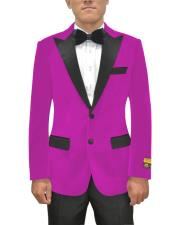 Color Violate  Light Purple Dark Pink Tuxedo Black