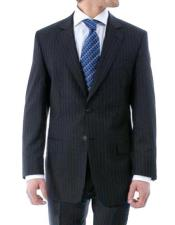 Mens Suits Clearance Sale Navy Blue