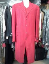 Pink Maxi Zoot Suit Full Length Suit For sale