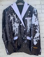 Breasted Peak Label Suit